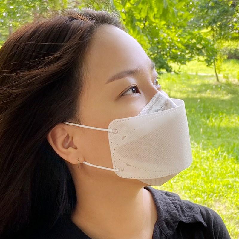 이지홈쇼핑 숨쉬기편한 개별포장 멜트블로운 mb 필터 국산 일회용마스크 50매, 개별포장50개