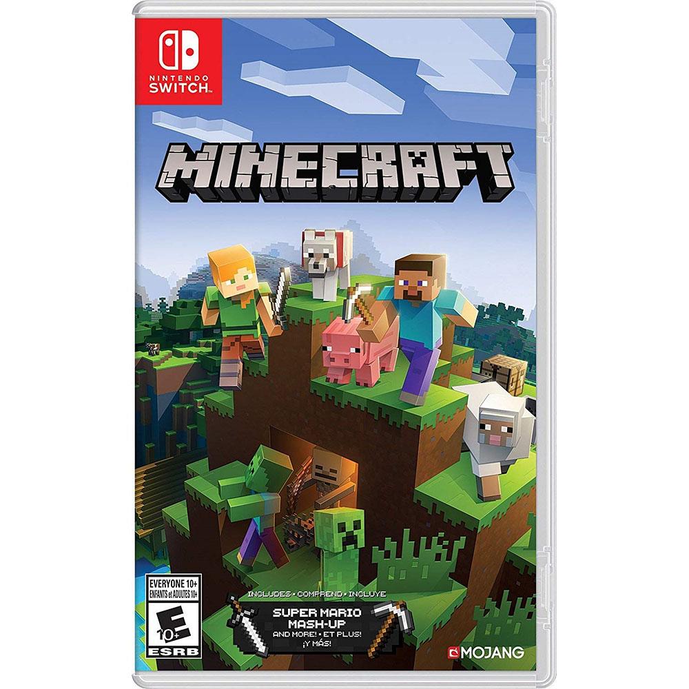 마인크래프트 Minecraft - 닌텐도 스위치 (오픈월드 샌드박스 캐주얼)-8-261299836