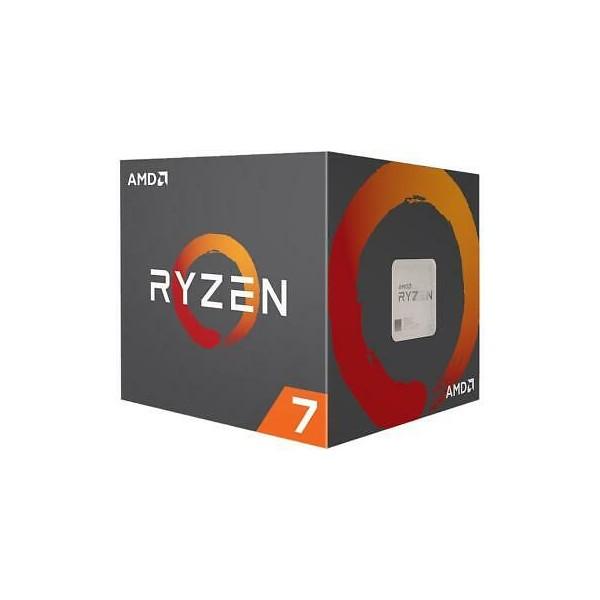 AMD Ryzen 7 2700X 8-Core 3.7 GHz (4.3 GHz Max Boost) Socket AM4 105W YD270XBGAFB, 단일상품