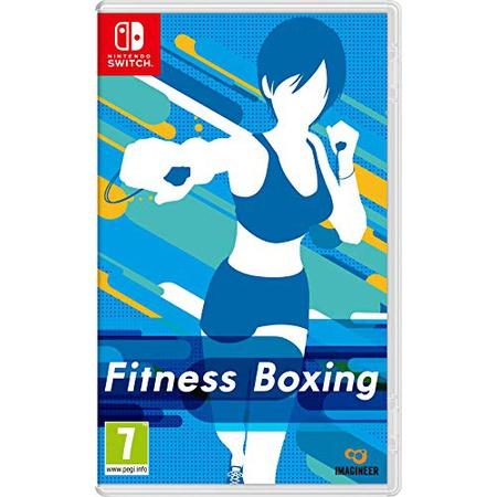 닌텐도 스위치 타이틀 게임 S144 Fitness Boxing (Nintendo Switch) (Nintendo Switch), 상세 설명 참조0