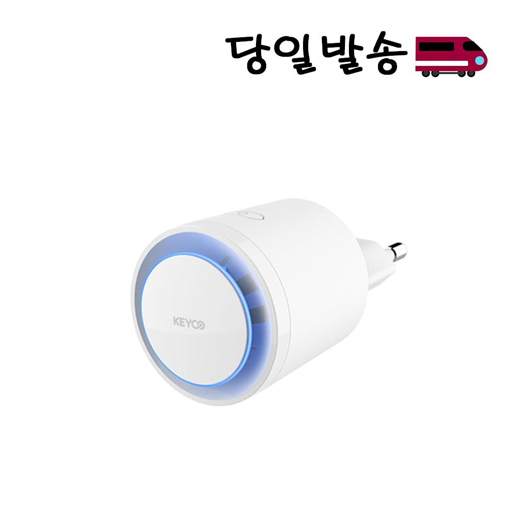 키코 에어 실내공기측정기 24시간모니터링 SKT스마트홈, smartthings
