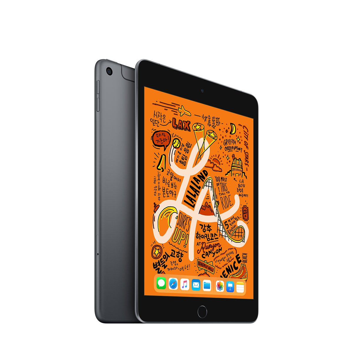 iPad mini5세대 256GB 스페이스 그레이 셀룰러MUXC2KH/A, 단일상품