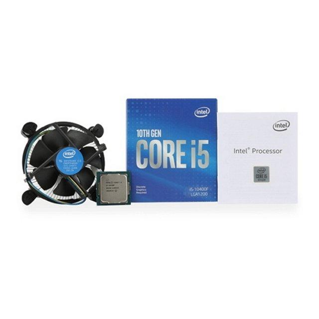 [인텔] 코어 i5-10400F 코멧레이크S 정품
