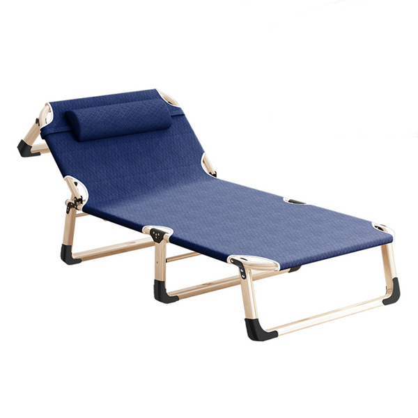 아이센스몰 접이식 침대 캠핑 야전 싱글 S 네이비 접이식침대