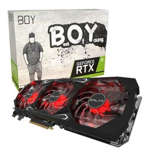 갤럭시 BOY 지포스 RTX 3090 SG D6X 24GB
