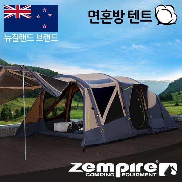 ZEMPIRE 젬파이어 [안전발전소] 에어로 TL 프로 TC 면혼방 에어텐트(5인용), 5인용