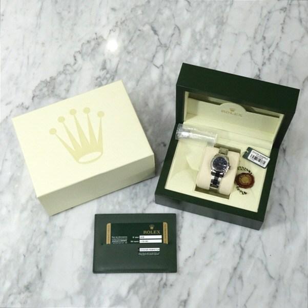 [와이즈럭스]롤렉스 179160 데이저스트 청판 시계 FAO
