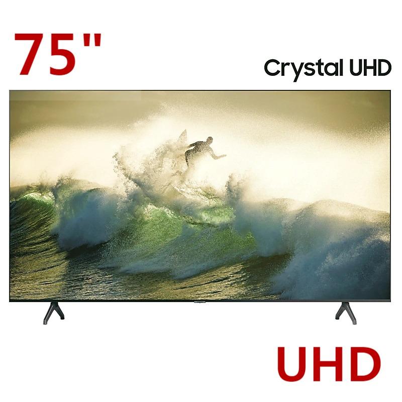 삼성 UHD 스마트TV 75인치 (KU75UT7000FXKR) 벽걸이무료설치