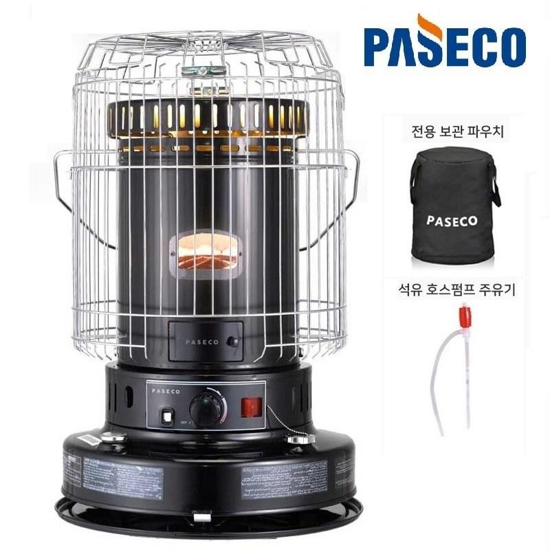 파세코 가방포함+파세코 석유난로 심지난로 야외및실내용 PKH-6400, 가방포함+파세코 석유난로 심지난로 야외 실내용PKH-6400