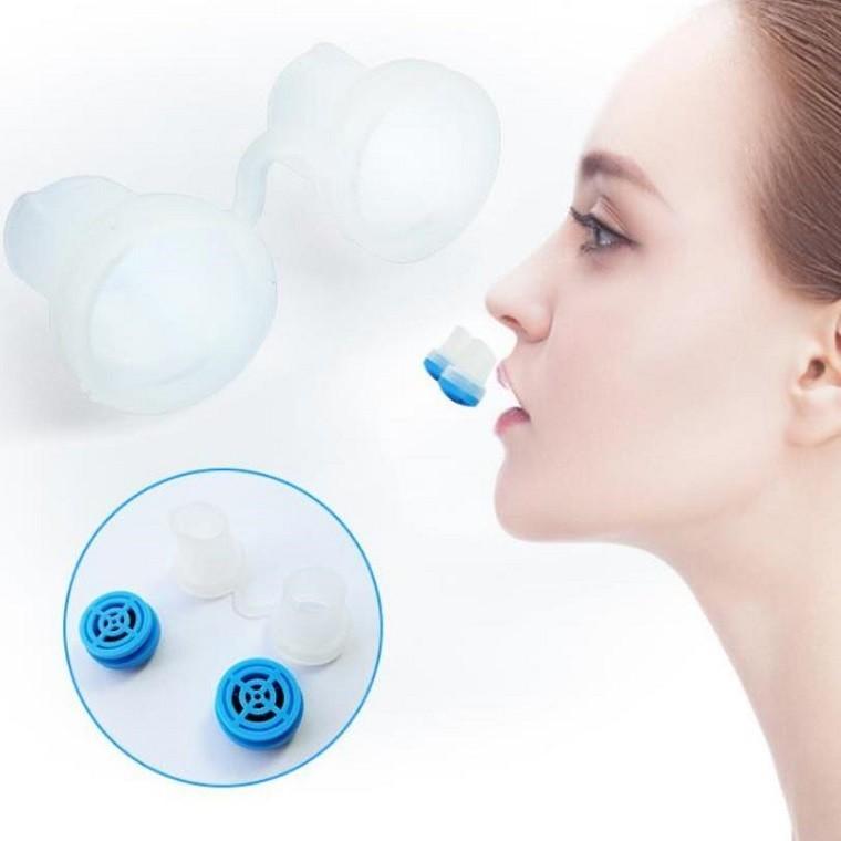 코골이고치는법 수면무호흡증양압기 코골이방지완화 비강확장기 기구