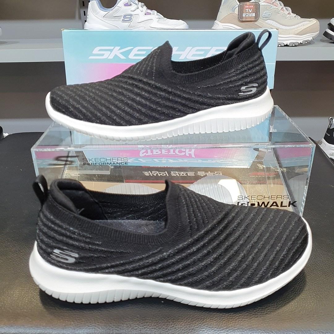 스케쳐스[2001중계점] #족저근막염 무지외반증에 좋은 쿠션감 좋은 신발 워킹화 산책신발_울트라플렉스