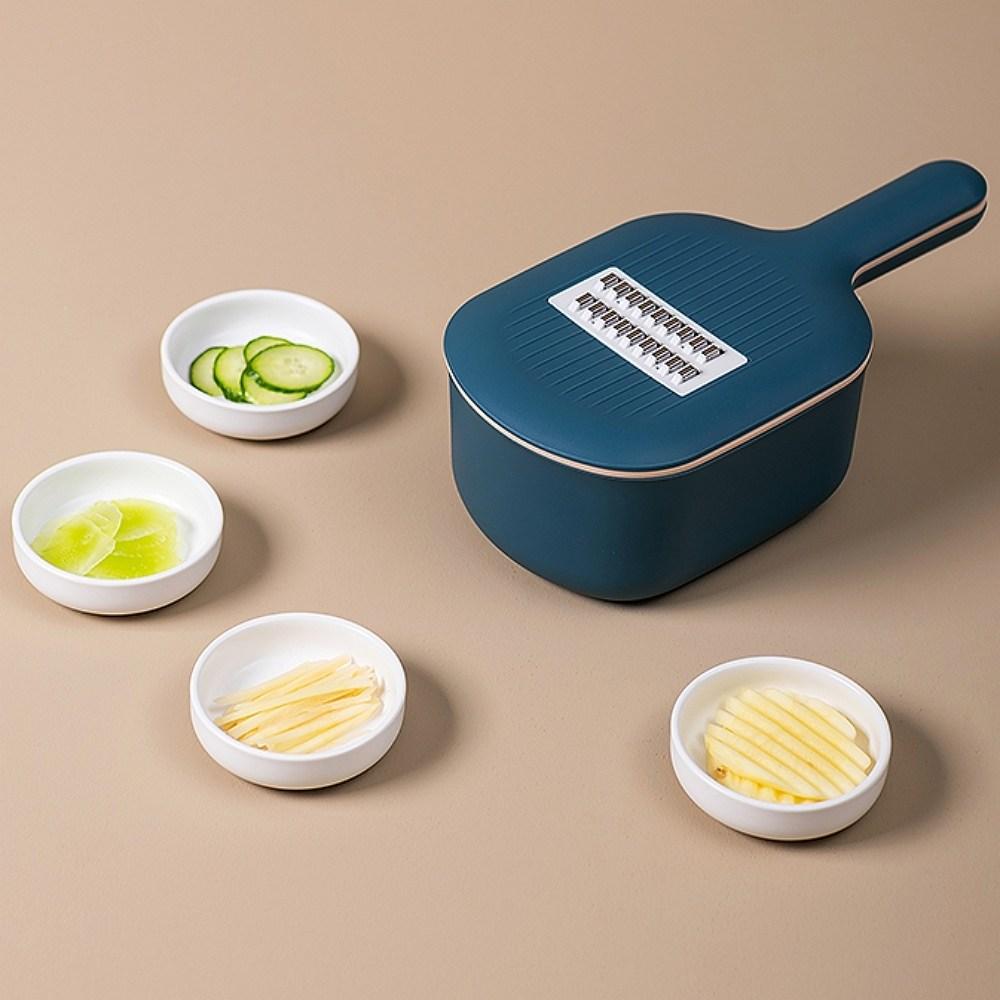 스마트 채칼세트 만능 채칼 채썰기 슬라이서 멀티채반, 스마트채반