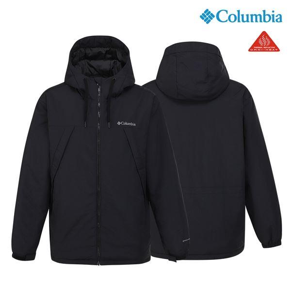 컬럼비아 옴니히트 트레킹 패딩 자켓 C14 YMD907