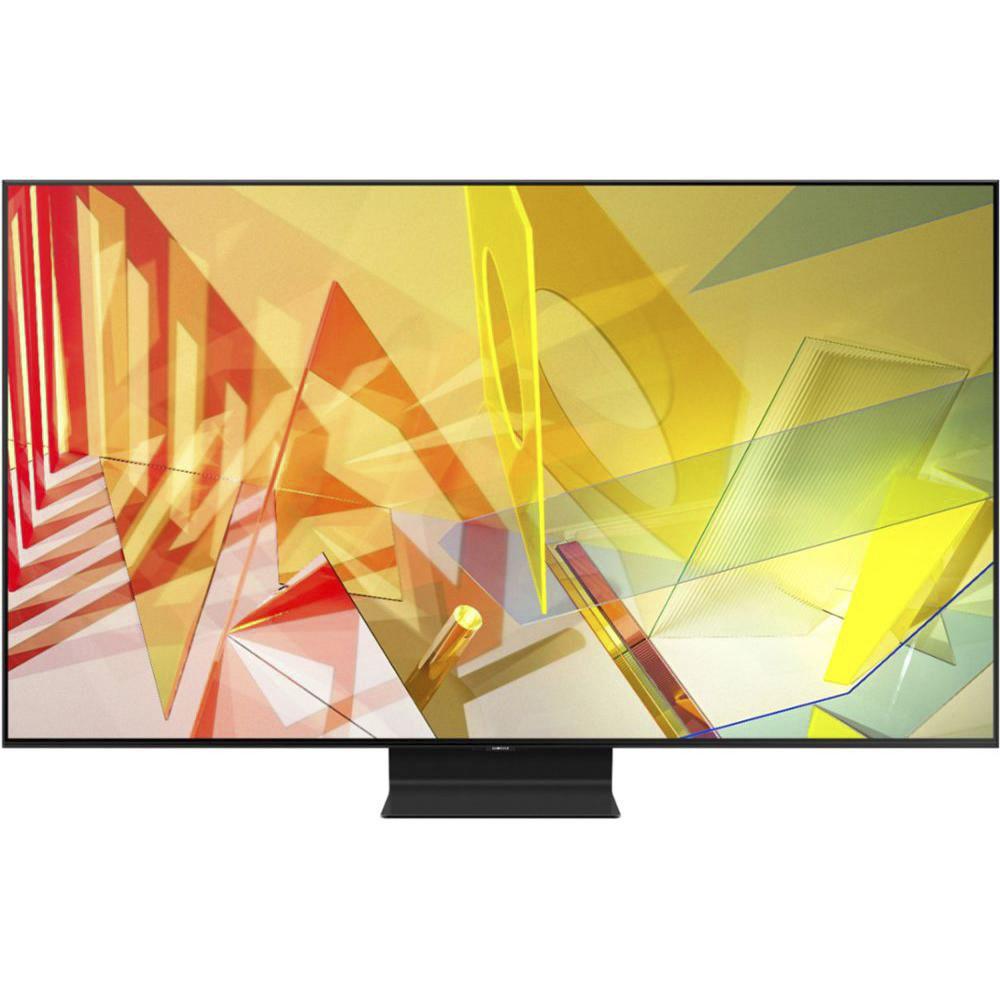삼성전자 LED HDR 4K UHD 스마트 TV 75인치(191cm) 클래스 QN75Q90T, 스탠드