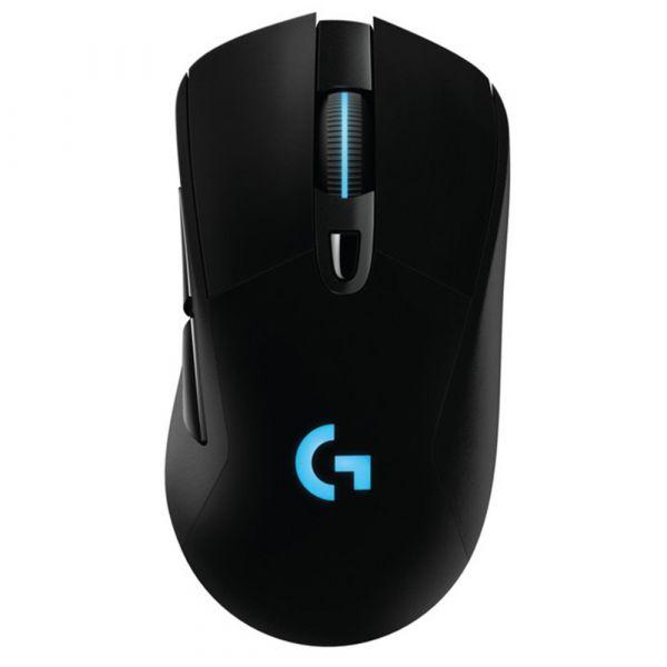 로지텍 G703 HERO 무선게미밍마우스, 블랙, 단일사이즈