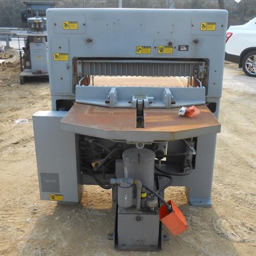 challenge paper cutter 305 종이재단기 대형재단기 us특수장비 기계거래소