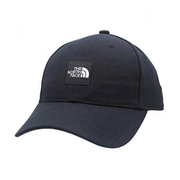 [ザ ノースフェイス] Square Logo Cap NN41911 : ブラック フリーサイズ(ワンサイズ) : [DEA] THE NORTH FACE