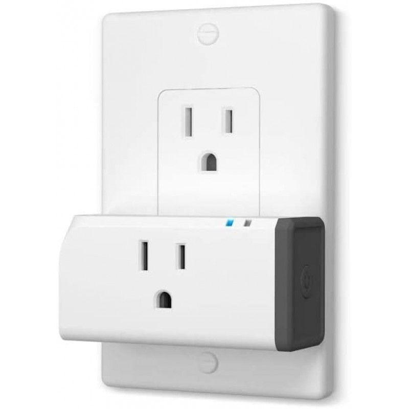 SONOFF S31 Lite Zigbee Smart Plug US Type SmartThings 및 Amazon Echo Plus Amazon Alexa에 필요한 허브와 함께 작동, 단일옵션