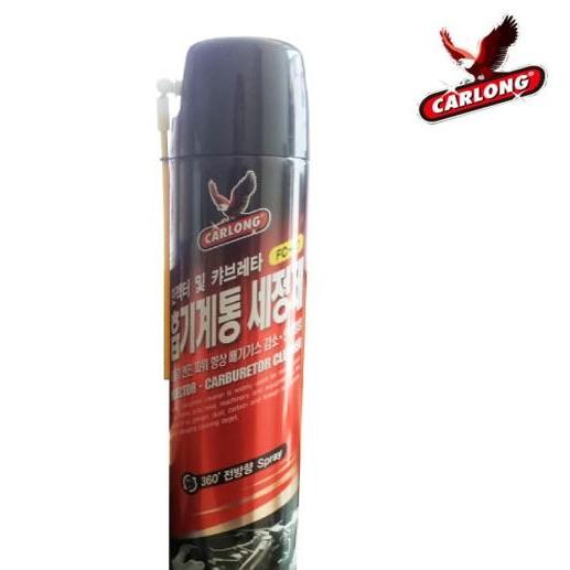 카롱 FC-40 흡기계통세정제 550ml 세정제, 인텍터및캬브레타세정제(가솔린전용)