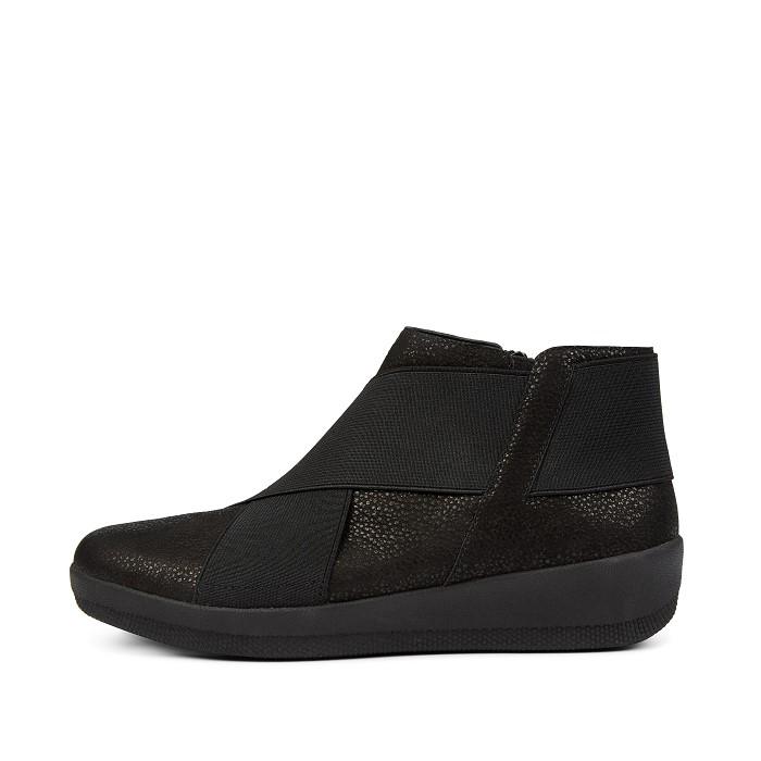 [핏플랍]Womens SUPERFLEX Leather Boots여성화/스니커즈/로퍼/슬립온