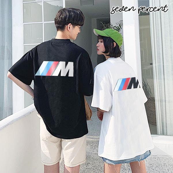 세븐퍼센트 반팔티 남여공용 M 컴퍼티션 오버핏 반팔티셔츠 2color