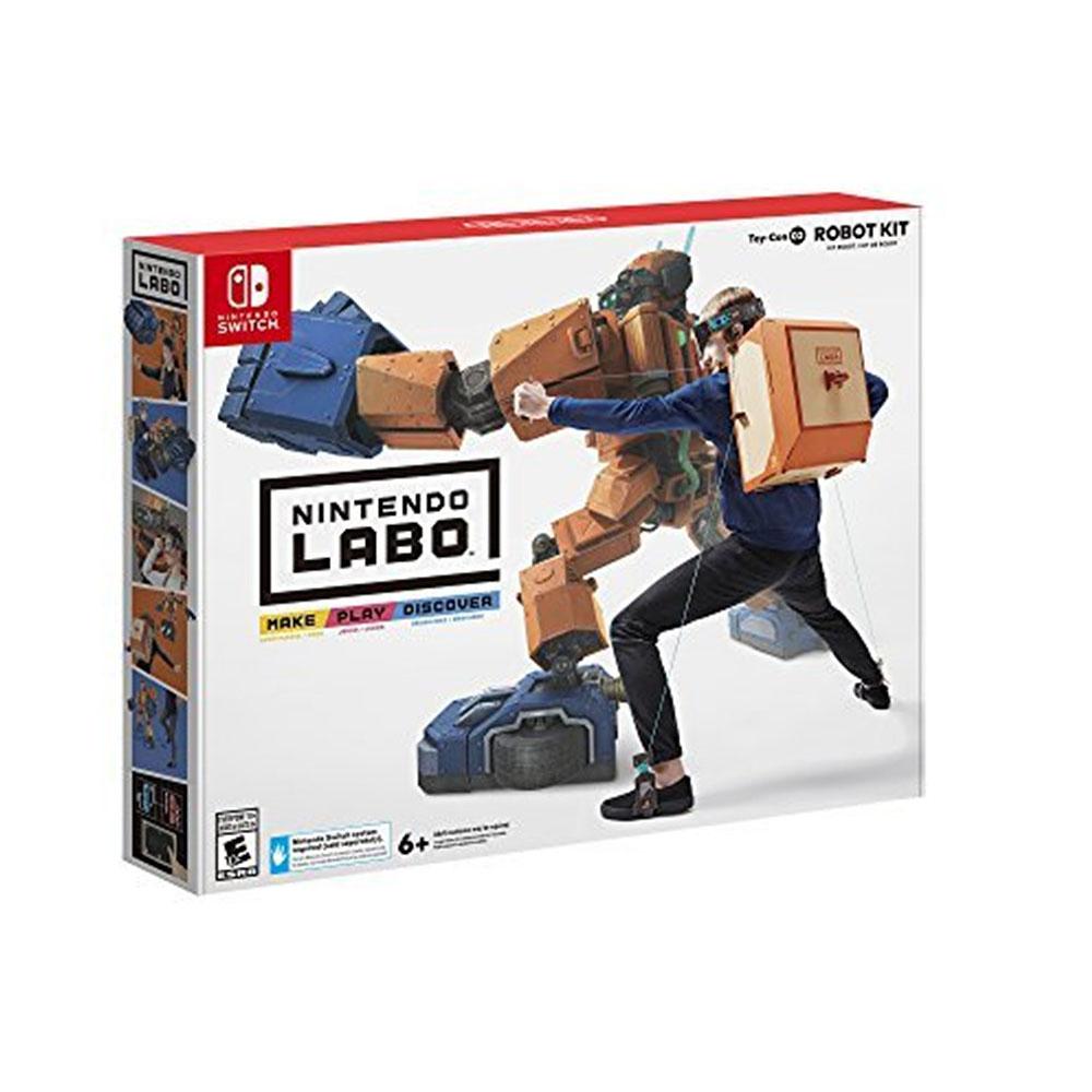 닌텐도 라보 Nintendo Labo - 로봇 키트 Robot Kit, 단일상품