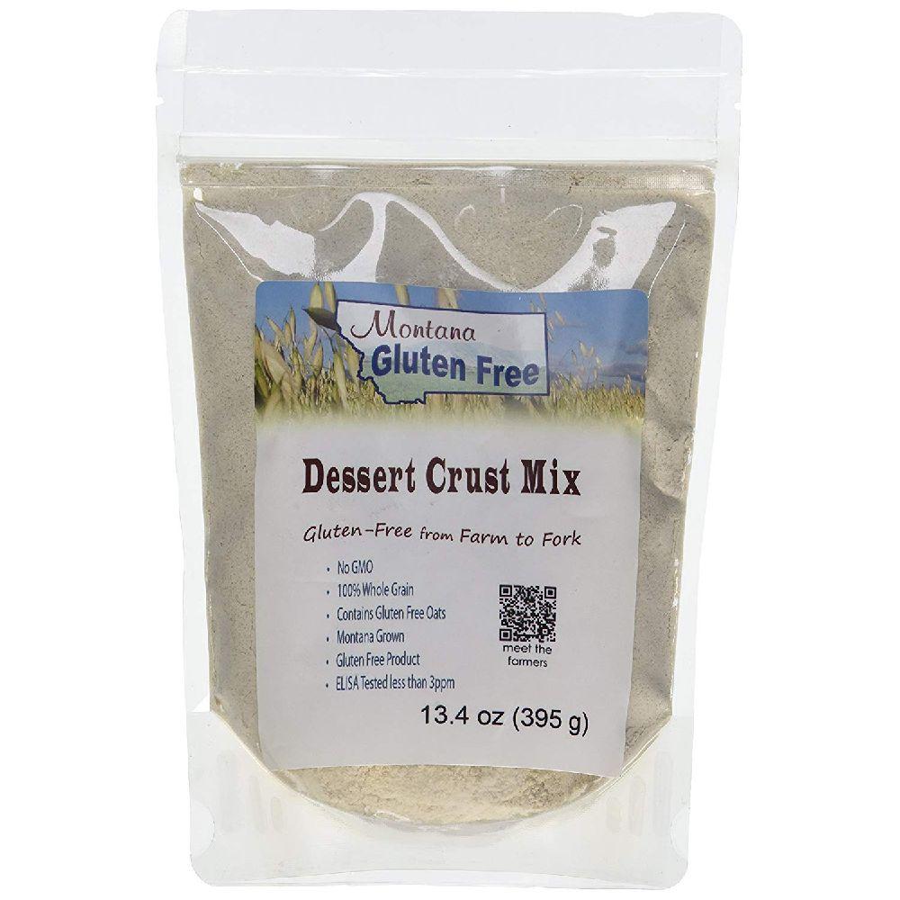 Montana Gluten Free 몬태나 글루텐 프리 디저트 크러스트 믹스 380 g, none, 380g