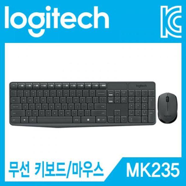 ksw71194 로지텍 무선 키보드 마우스 콤보 세트 광마우스, 본 상품 선택, 본 상품 선택