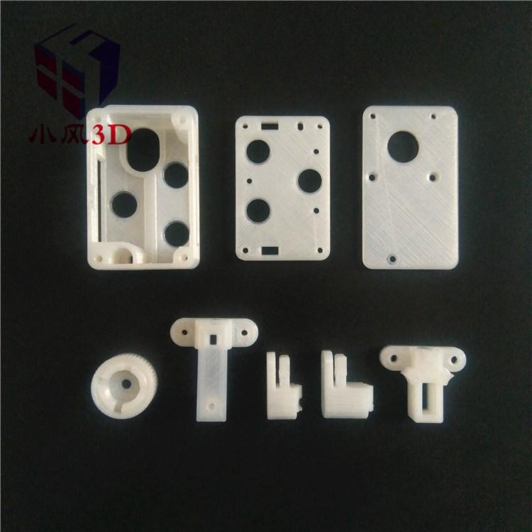 3D프린터 3D UM전용 압출기 두바퀴 부속품 세트, T03-1.75프린트 조각 한세트(색상랜덤)