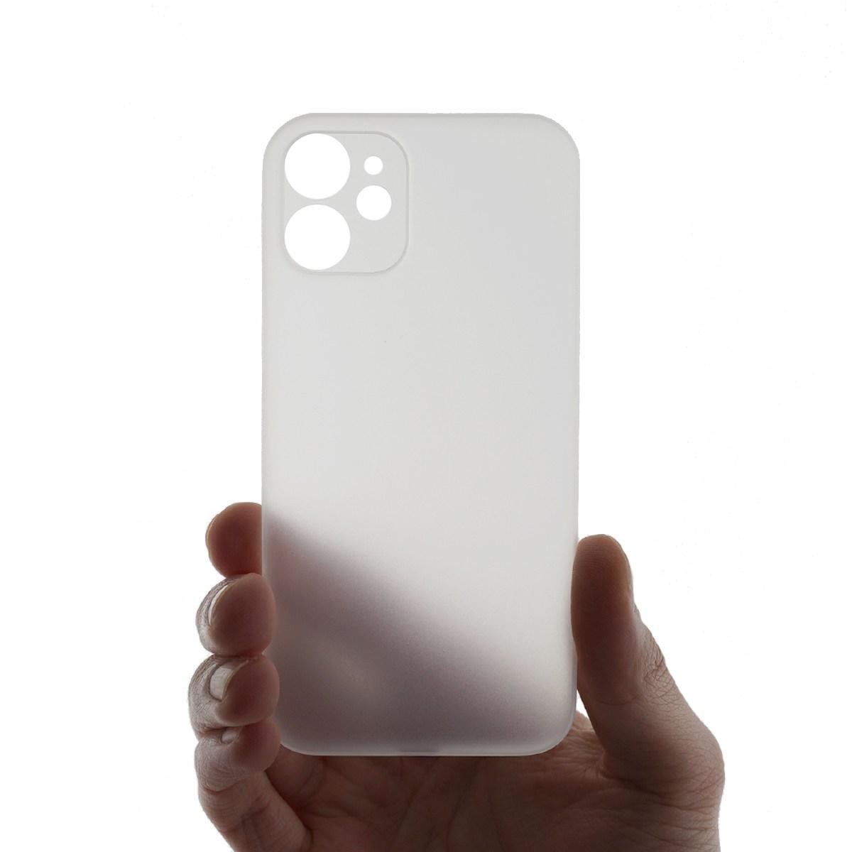 제트스킨 아이폰12 MINI 0.2mm 나노슬림 케이스