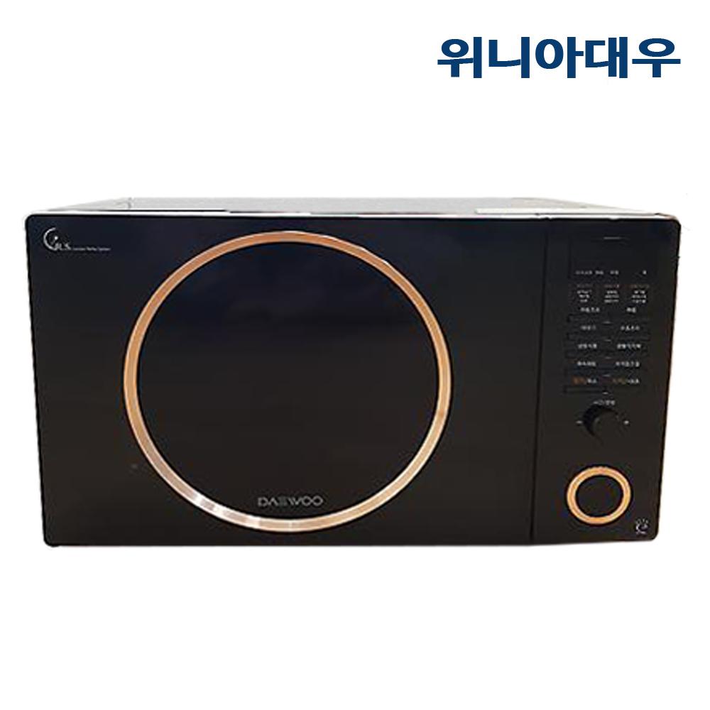 대우전자(가전) 동부대우전자 KR-L231BBC 대기전력 제로 전자레인지 쏙쏙 요리거울 Shiny Clea 버튼+다이얼식