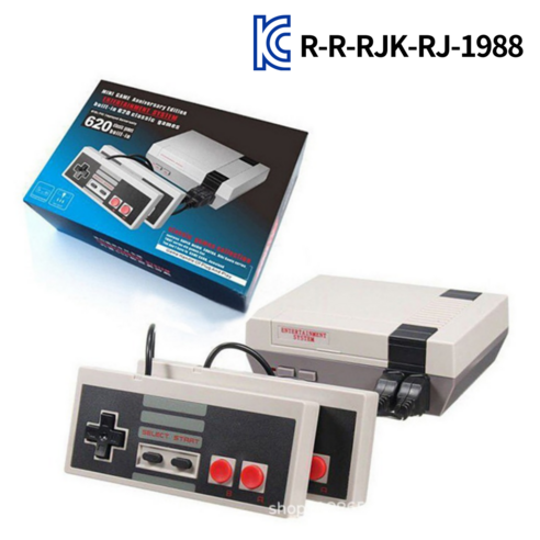 RJ 620 레트로 게임기 슈퍼마리오 가정용 오락실 게임기 패미컴-3-5417431720