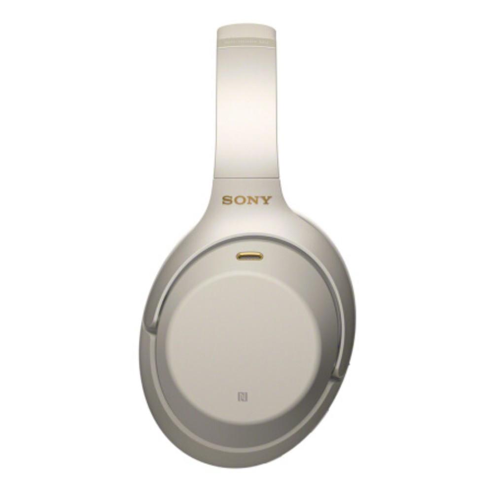 소니 WH-1000XM3 노이즈캔슬링 무선 블루투스 헤드폰, 패키지 A, 베이지 풀 세트
