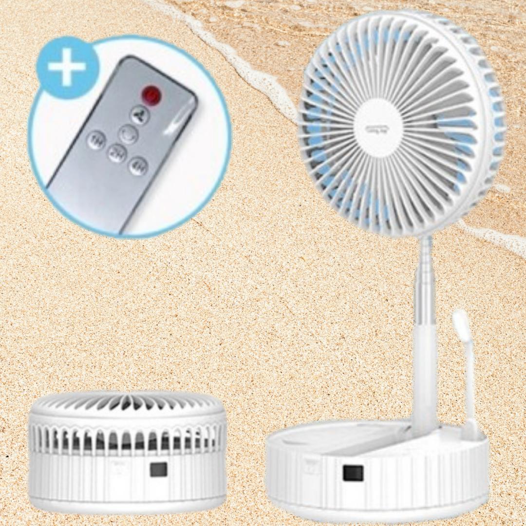 무소음 선풍기 소음없는선풍기 BLDC선풍기 17PIN무선 화이트 10000mAh (POP 5696743966)