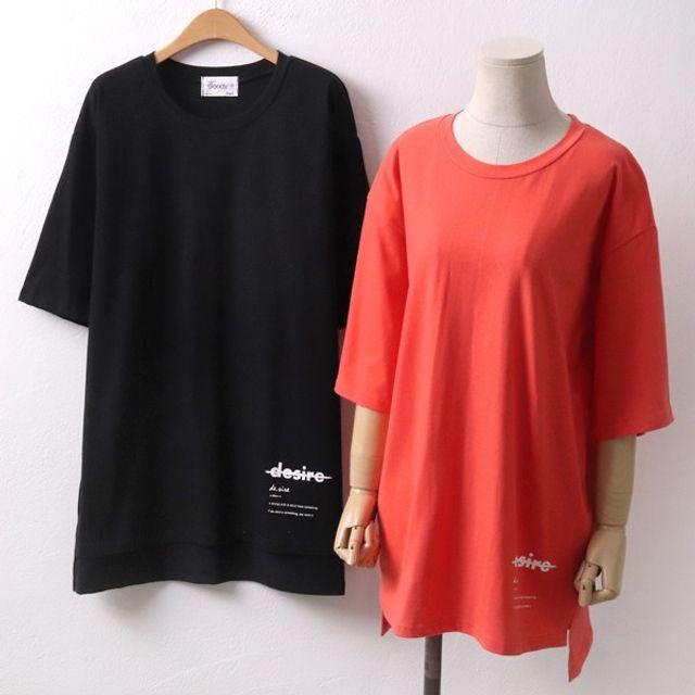 [제이크루샵]W38CA40 나염 포인트 반팔티 베이직 심플 라운드넥 티셔츠 상품설명 필수확인