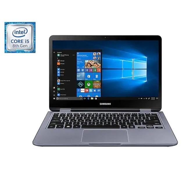 SAMSUNG Notebook 7 Spin NP730QAA 13.3 FHD Touch 8Gen i5-8250U 8GB RAM 256GB SSD, 단일색상