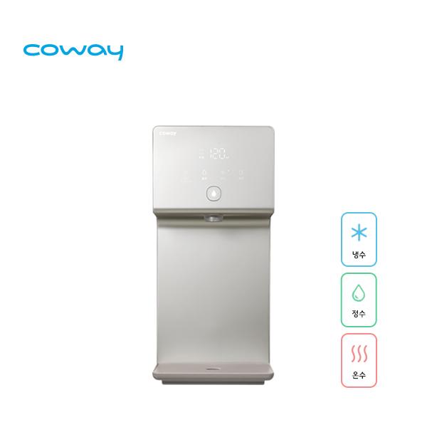 코웨이 아이콘 냉온정수기 CHP-7210N 자가관리, 오트밀베이지 (POP 2275778105)