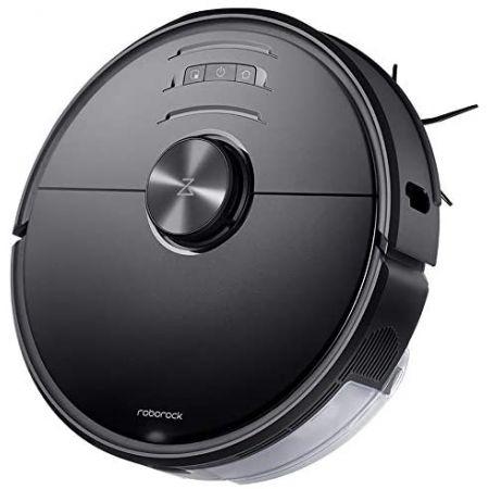 [아마존베스트]Roborock S6 MaxV Robot Vacuum Cleaner with ReactiveAI and Intelligent Mopping No-mop, One Color_One Size, 상세 설명 참조0, 상세 설명 참조0