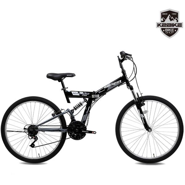 2021 K2BIKE 접이식자전거 메커드FDX 26인치 21단 앞뒤쇼바, 미조립, 메커드FDX26인치(접이)블랙+민트