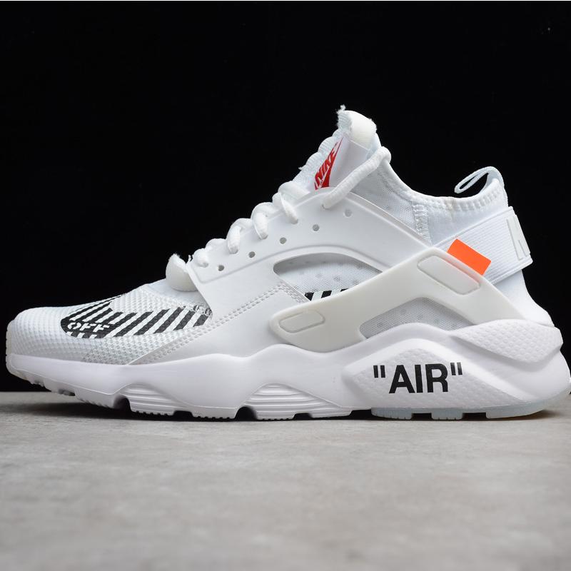 나이키 NIKE OFF-WHITE HUARACHE 스포츠 신발 AA3841-100