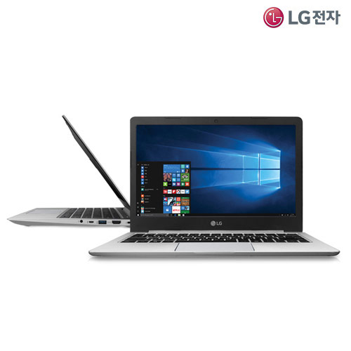 LG울트라북 7세대 윈도우10 기본탑재 13U580 (인텔 펜티엄 4415U (2.3GHz) DDR4 4GB SSD 128GB Intel GMA HD 610 13인치, SSD128GB, 포함