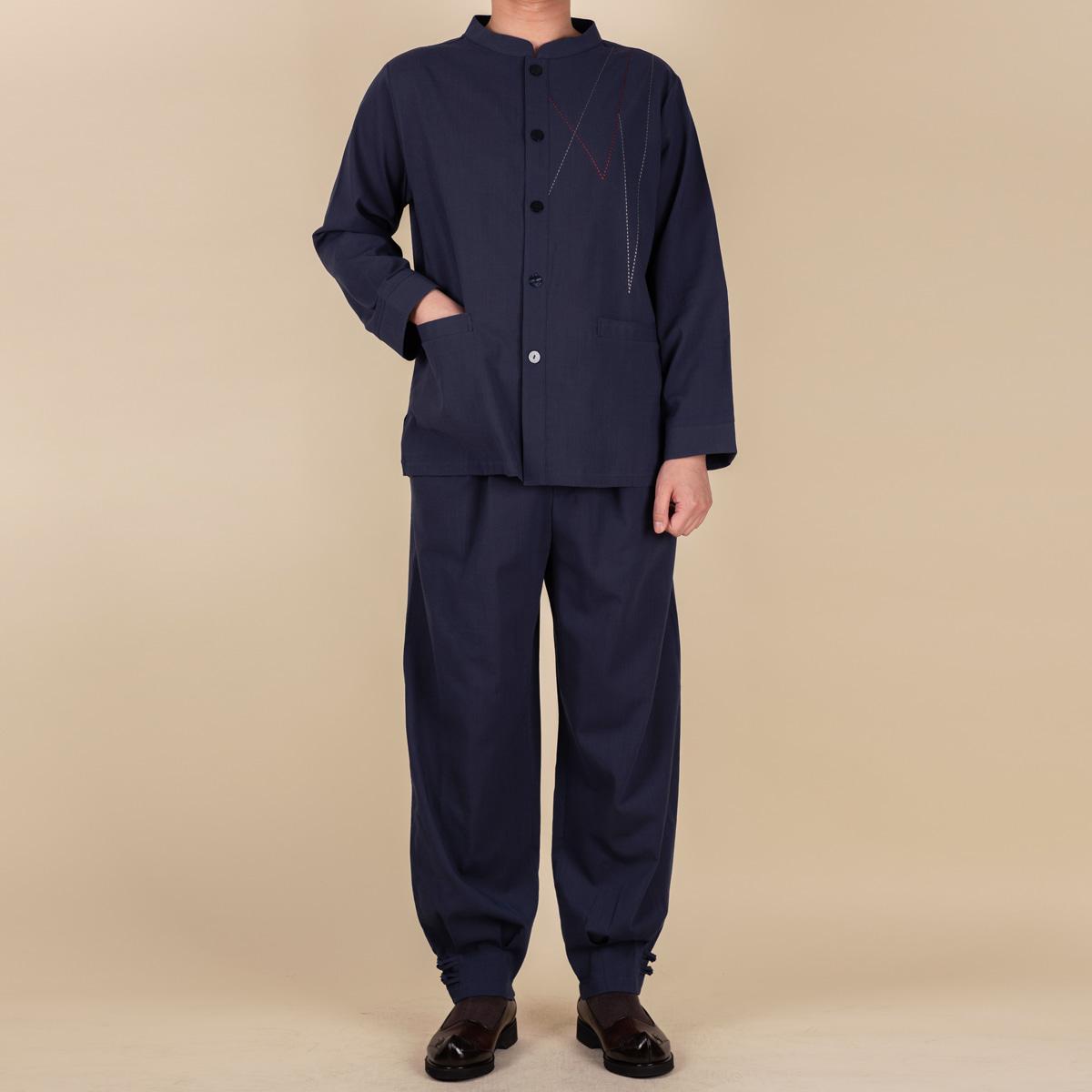 다오네우리옷 남자-차이나 TR 2ps 생활한복(개량한복)