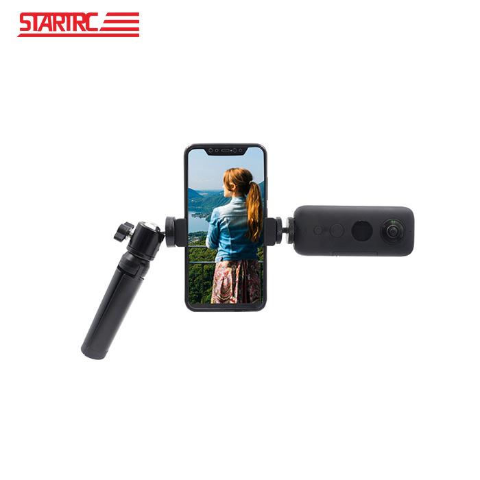 [공식수입원] 인스타360 폰홀더 삼각대 트라이포드 브라켓 Insta 360 OneX EVO Holder Bracket Stand Tripod, 단일상품