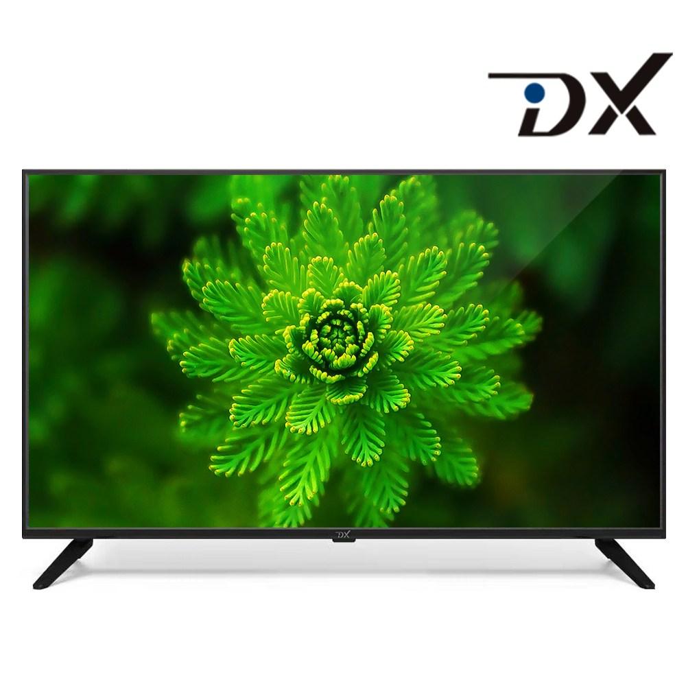 [디엑스] 32 TV 풀HD 고화질 LED TV 모니터겸용 삼성패널 D320X FHD, 자가설치, 스탠드형-8-2280662155