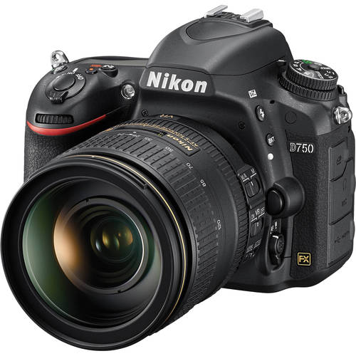 Nikon Nikon D750 DSLR Camera with 24-120mm Lens, 상세내용참조