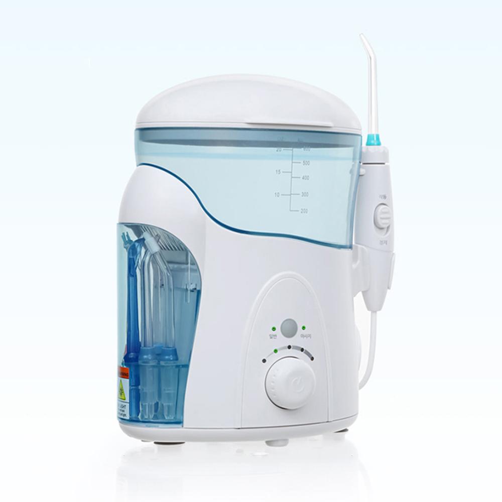 구강세정기 실용적인 가정용 구강세척기 UV노즐살균 10단수압