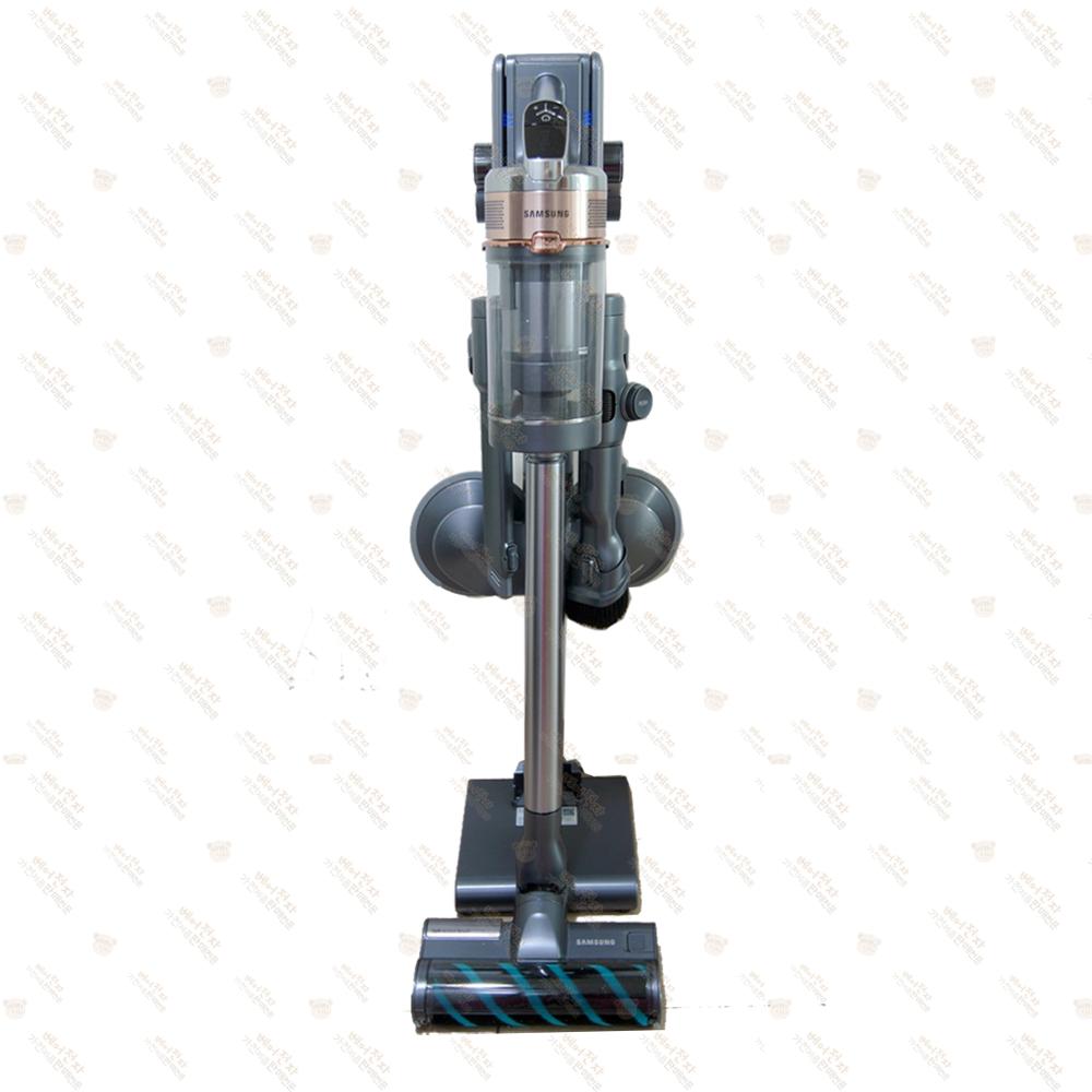 삼성 제트 200W 티탄(바디) 골드(포인트) 싸이클론 진공청소기, VS20T9278S7
