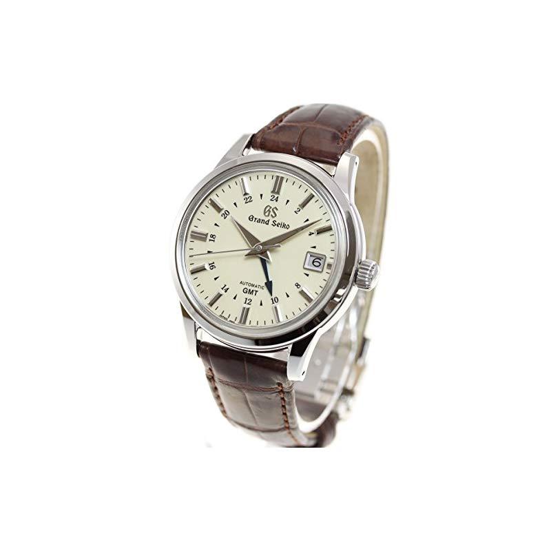 그랜드 세이코 메카니컬 손목시계 멘즈 GMT SBGM221