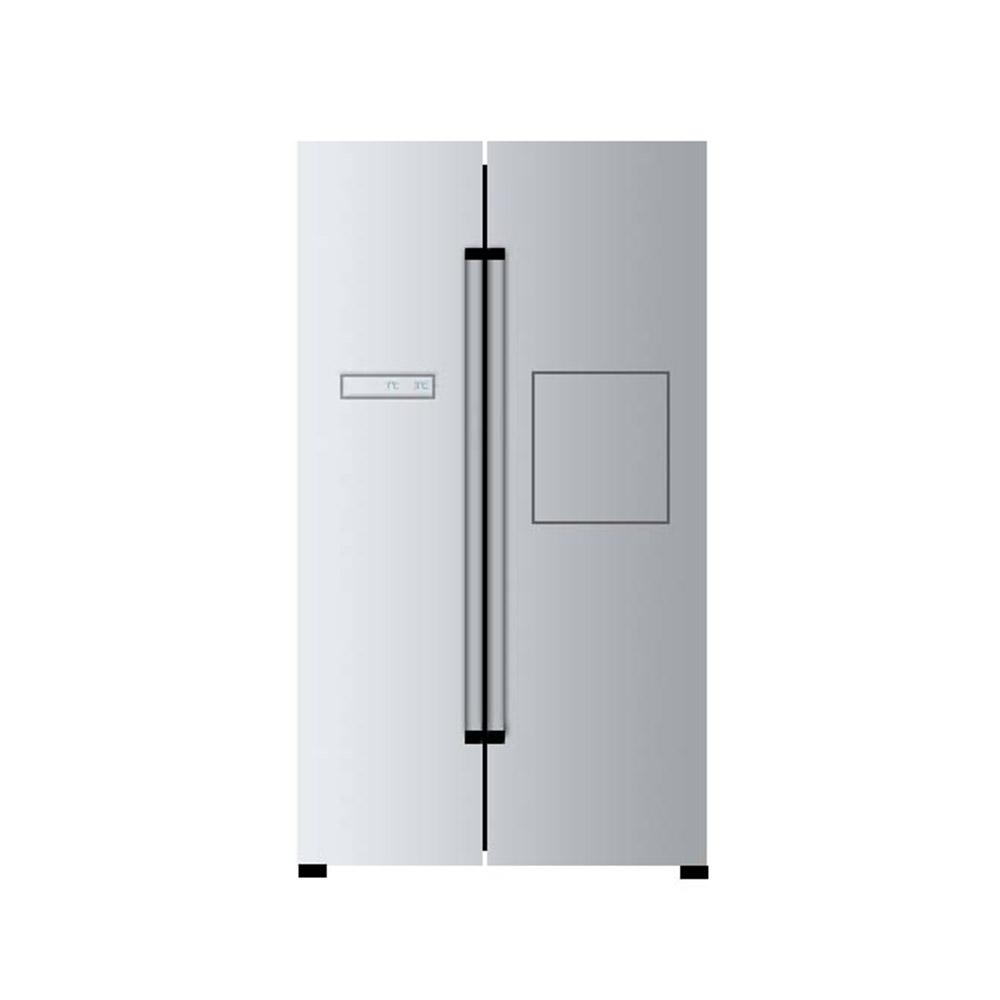 삼성전자 양문형냉장고 RS82M6000S8 815L ..