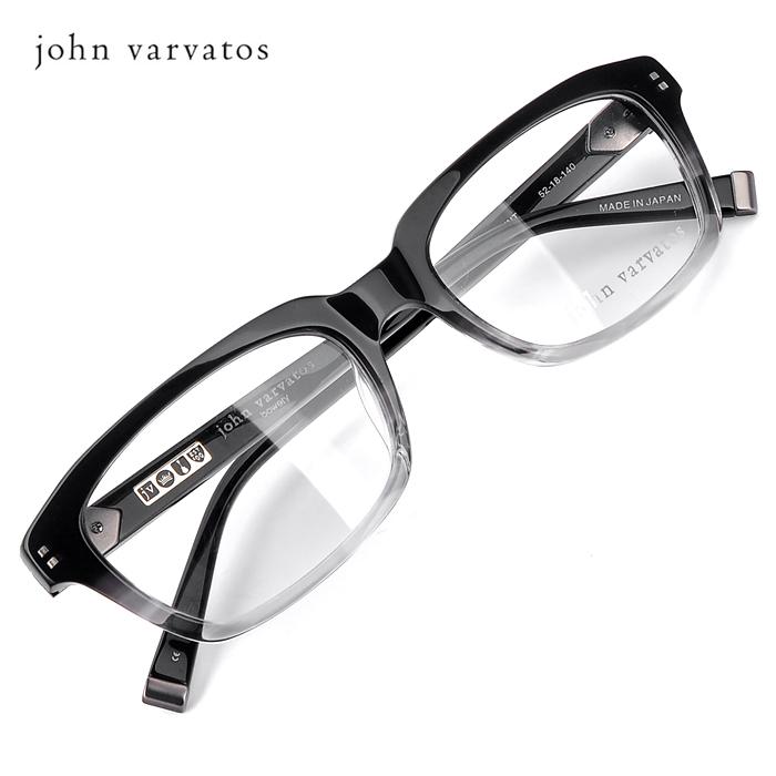 존 바바토스 명품 뿔테 안경테 V357UF-BLACK-GRADIENT(52) / JOHN VARVATOS